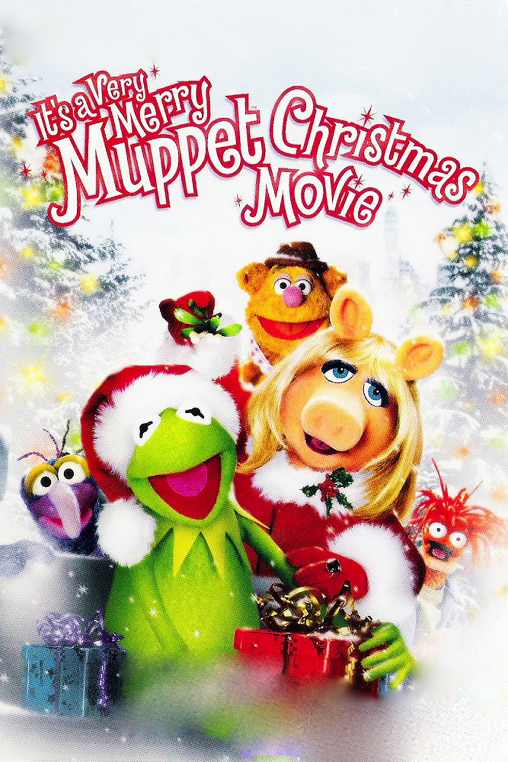 It's ALWAYS a merry Christmas with The Muppets!
